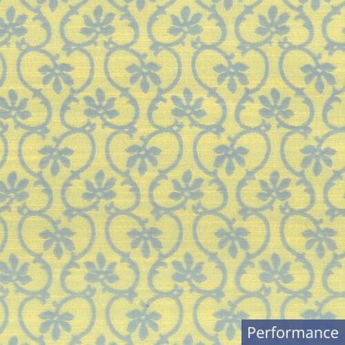 7615-09 FLORAL SCROLL